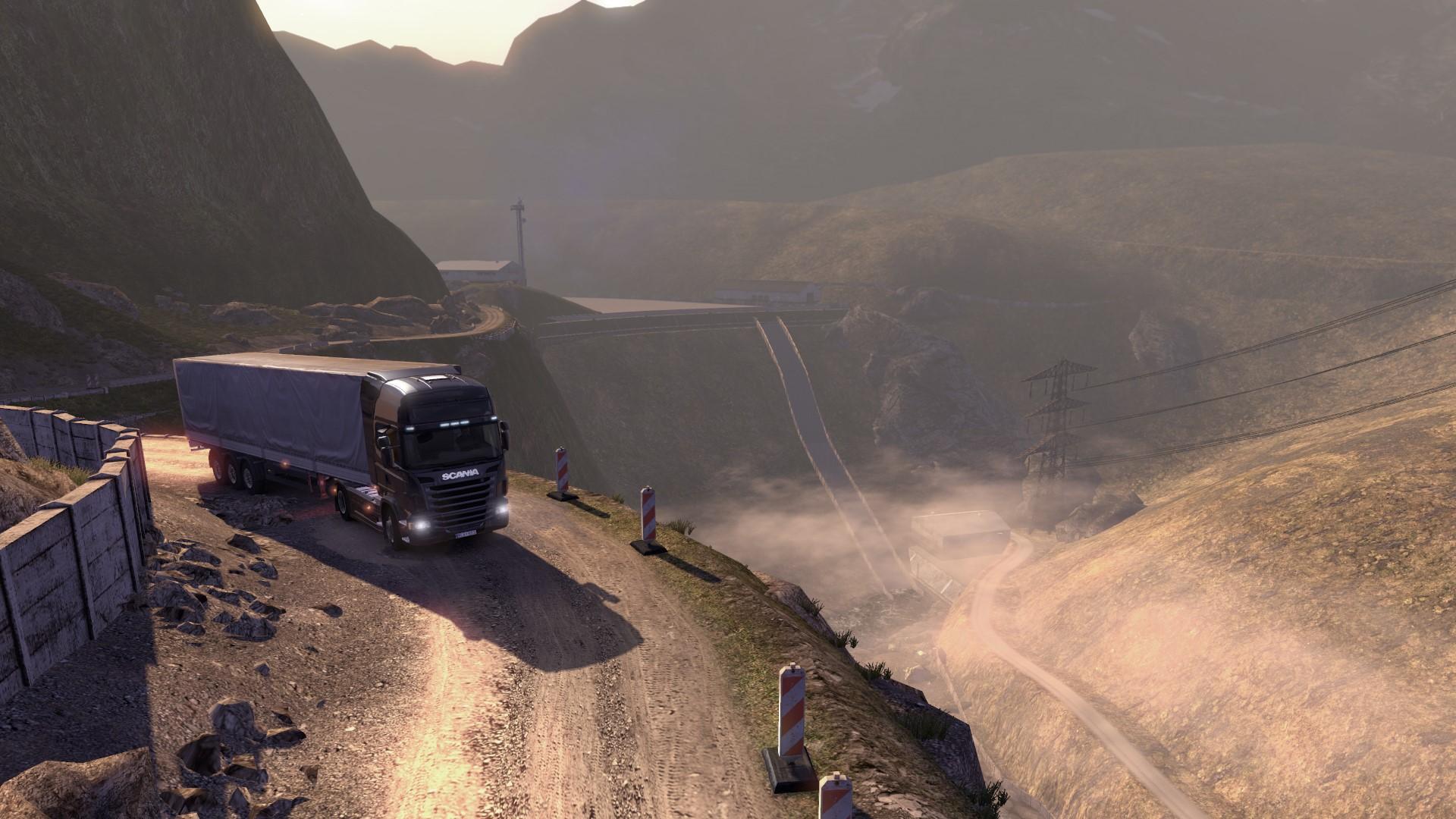 Scania Truck Driving Simulator (Steam key) -- RU 2019
