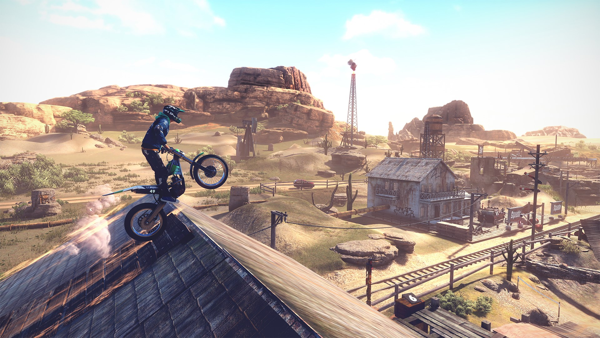Trials Rising (Uplay key) -- RU