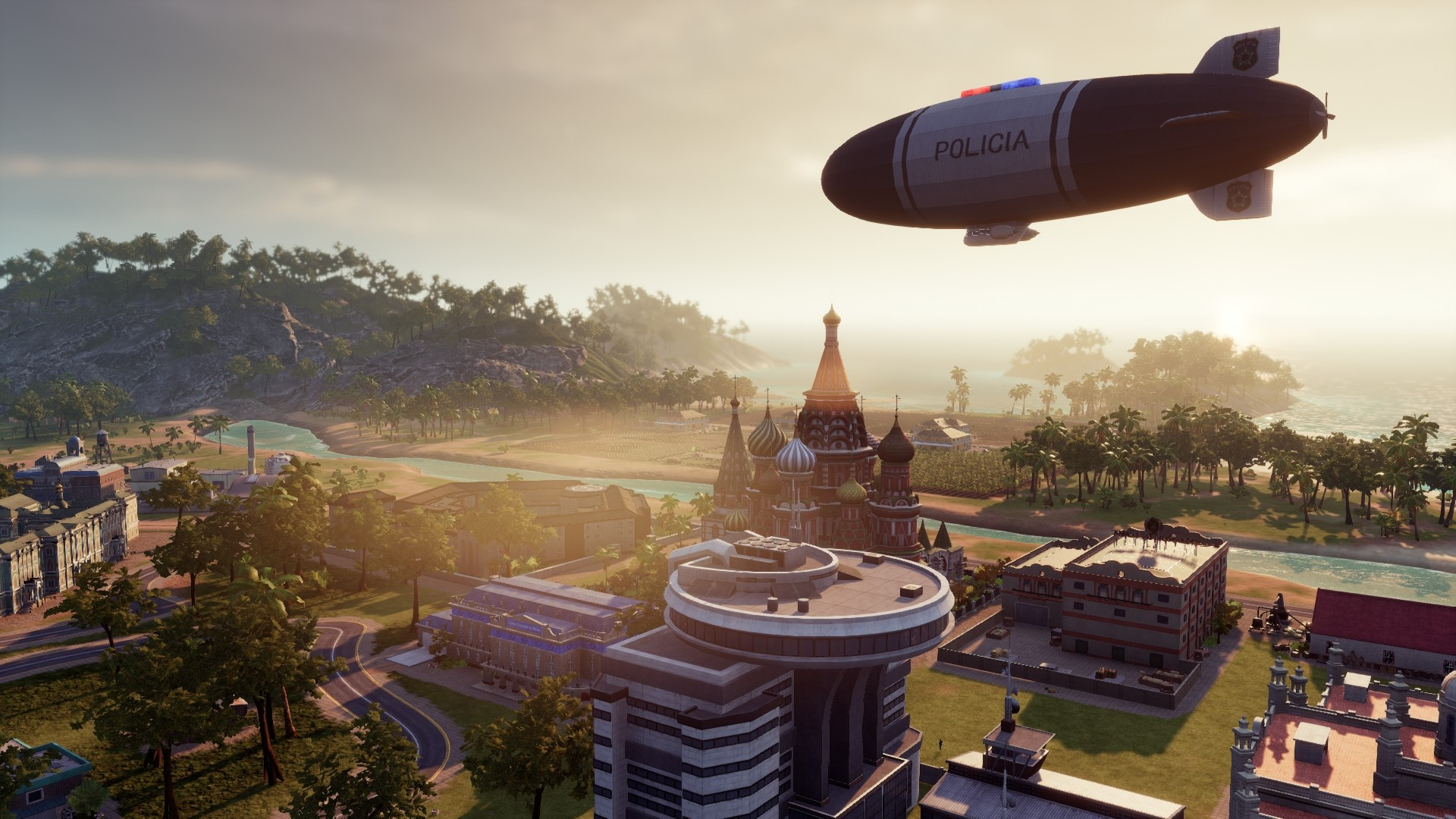 Tropico 6 (Steam key) -- RU