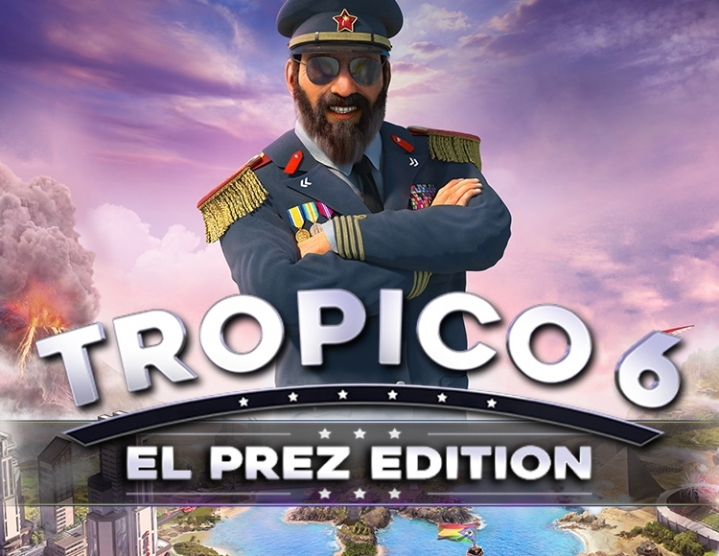 Tropico 6 ElPrez Edition (Steam key) -- RU