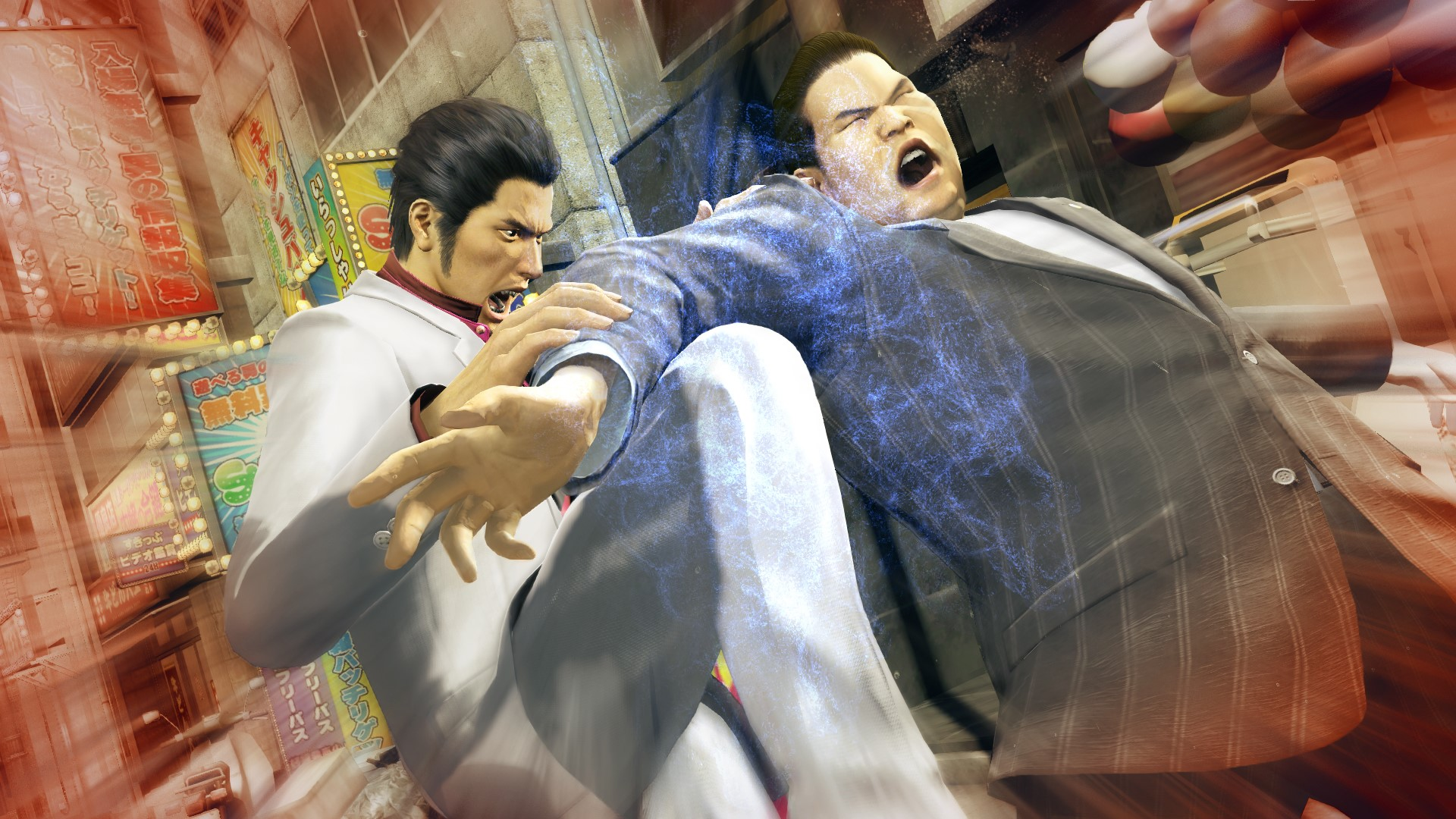 Yakuza Kiwami (Steam key) -- RU