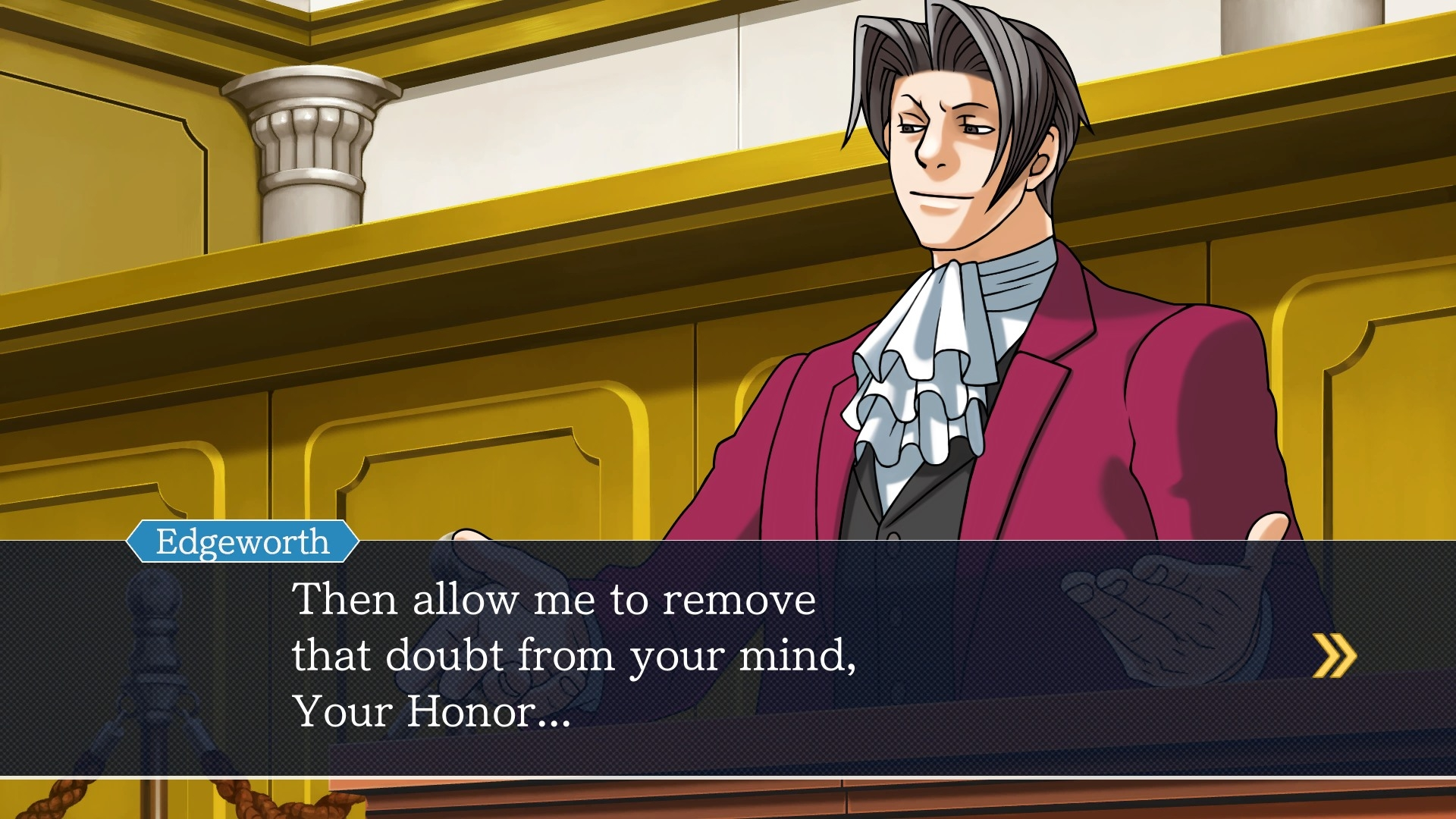 Phoenix Wright Ace Attorney Trilogy (Steam key) -- RU