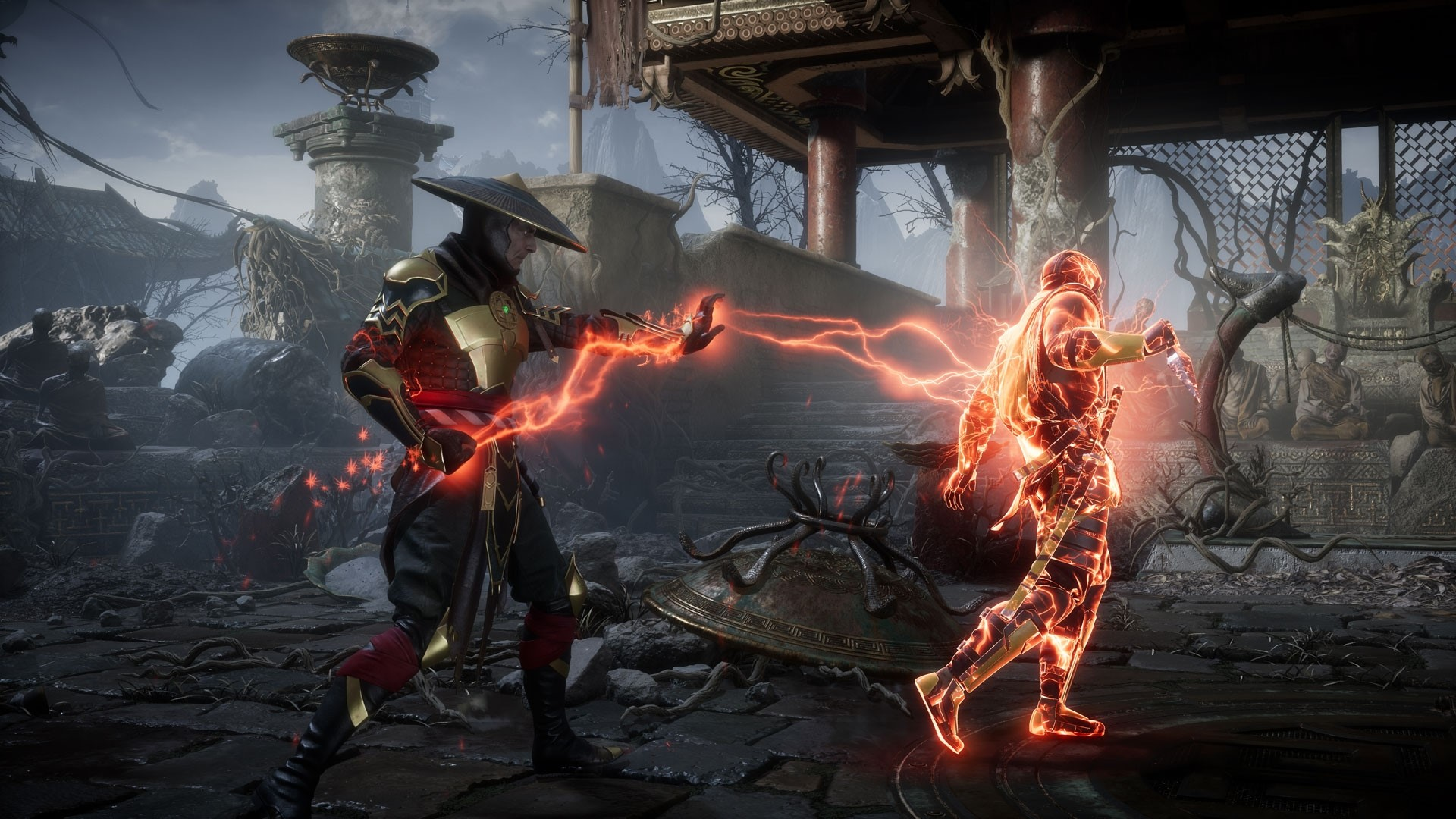Mortal Kombat 11 (Steam key) -- RU