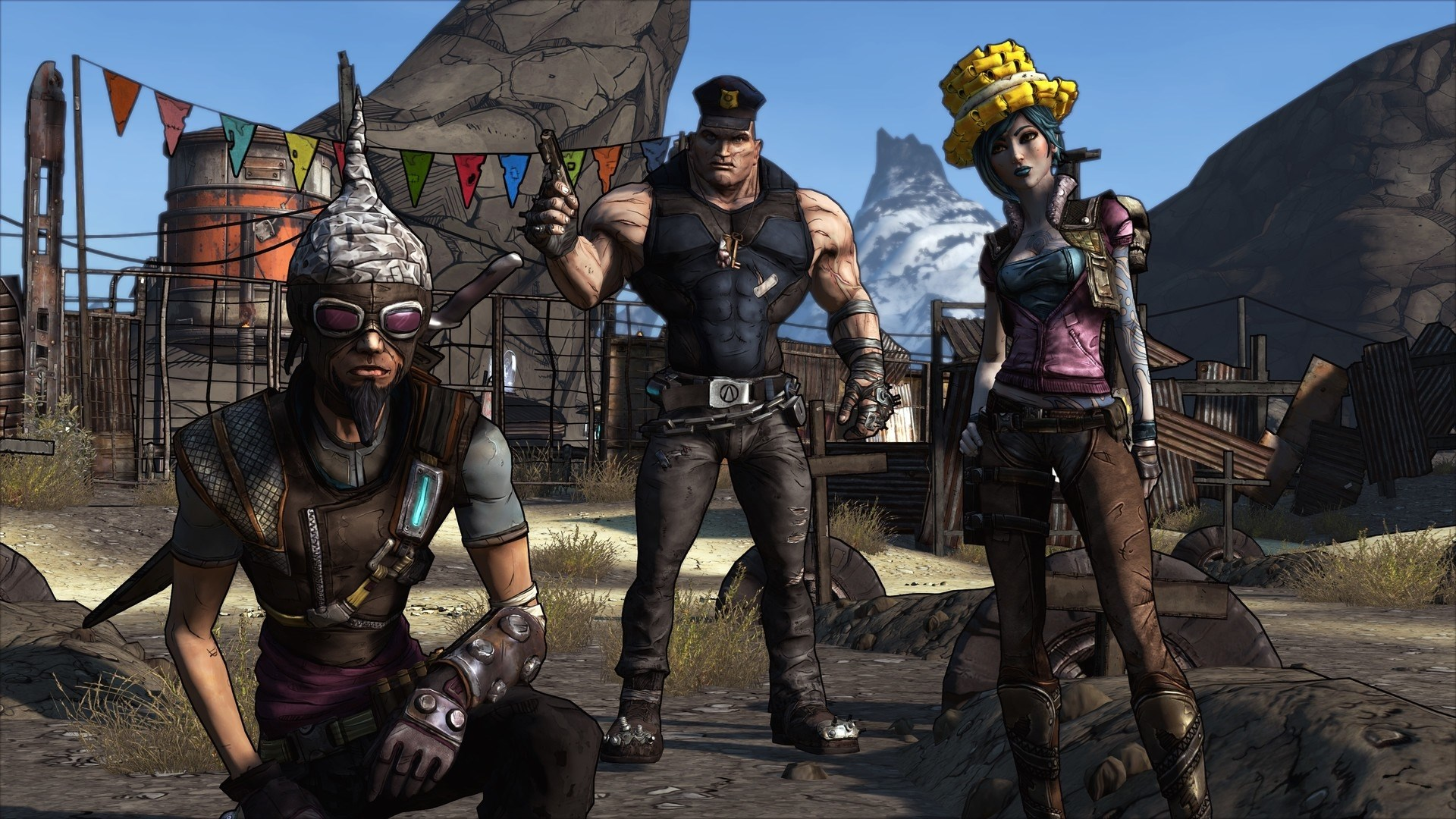 Borderlands Game of the Year Enhanced (steam) -- RU