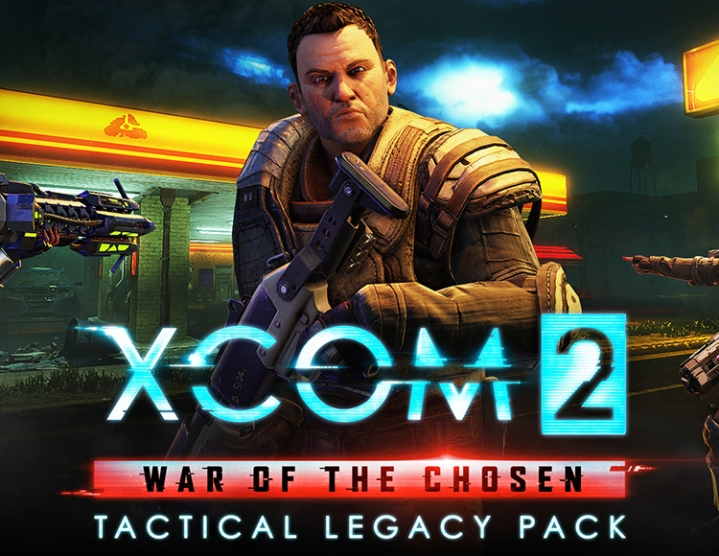 XCOM 2 War of the Chosen  Tactical Legacy Pack -- RU