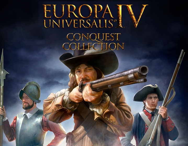 Europa Universalis IV Conquest Collection Steam -- RU