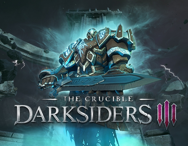 Darksiders III The Crucible (steam key) -- RU