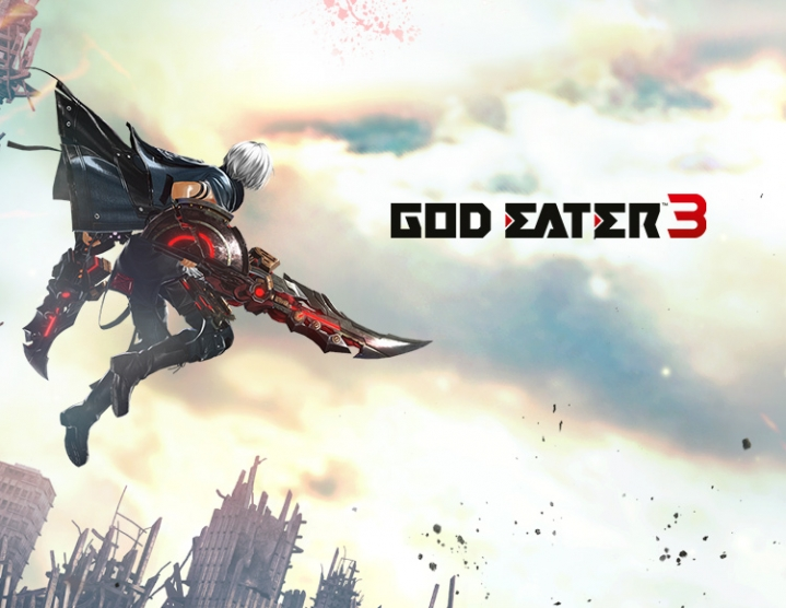 God Eater 3 (steam key) -- RU