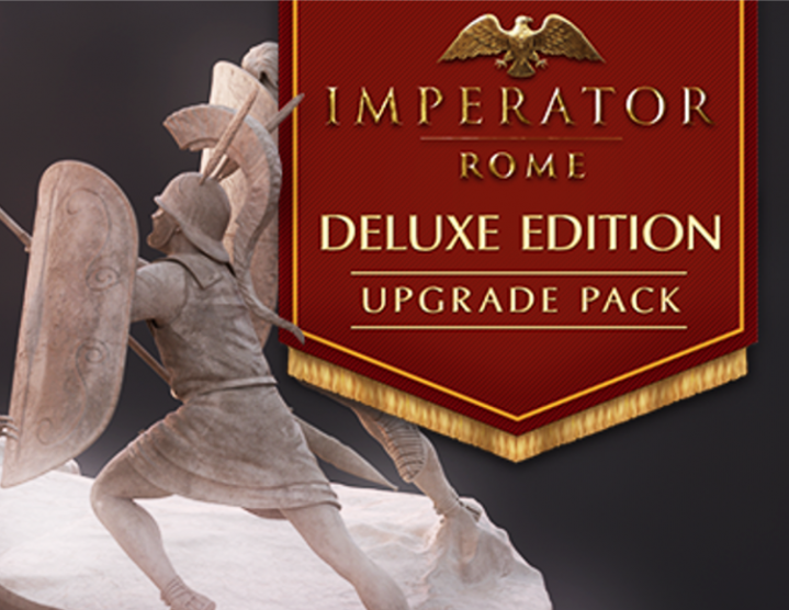 Imperator Rome  Deluxe Upgrade Pack (steam key) -- RU