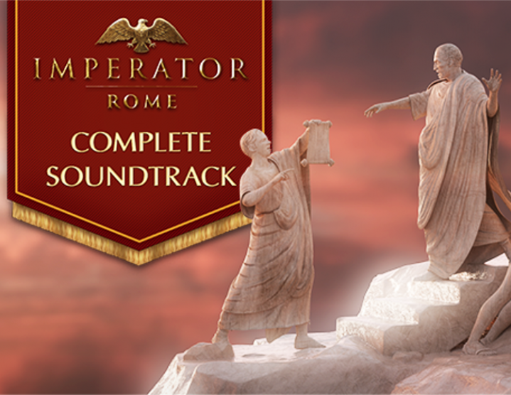 Imperator Rome  Complete Soundtrack (steam key) -- RU