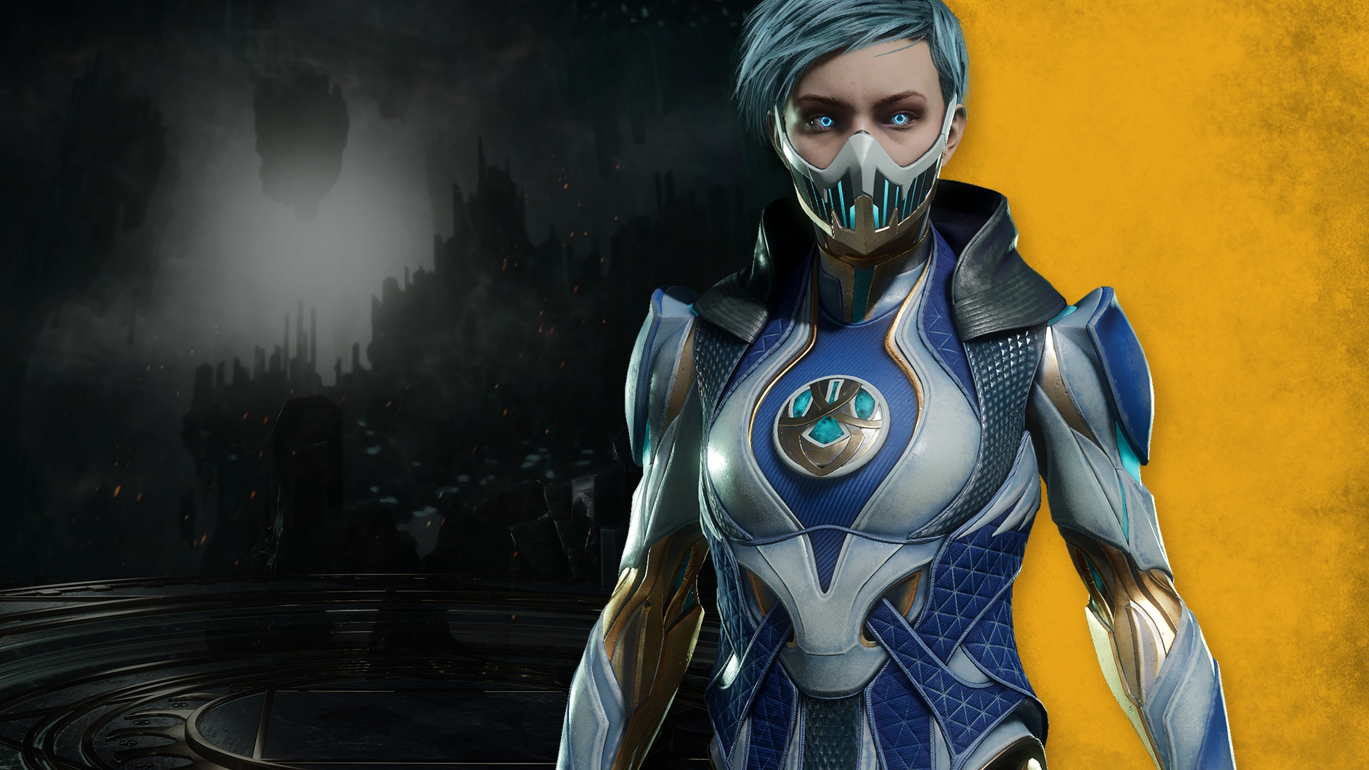 Mortal Kombat 11 Frost (steam key) -- RU