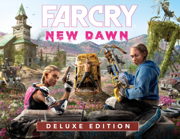 Far Cry New Dawn Deluxe Edition (uplay key) -- RU