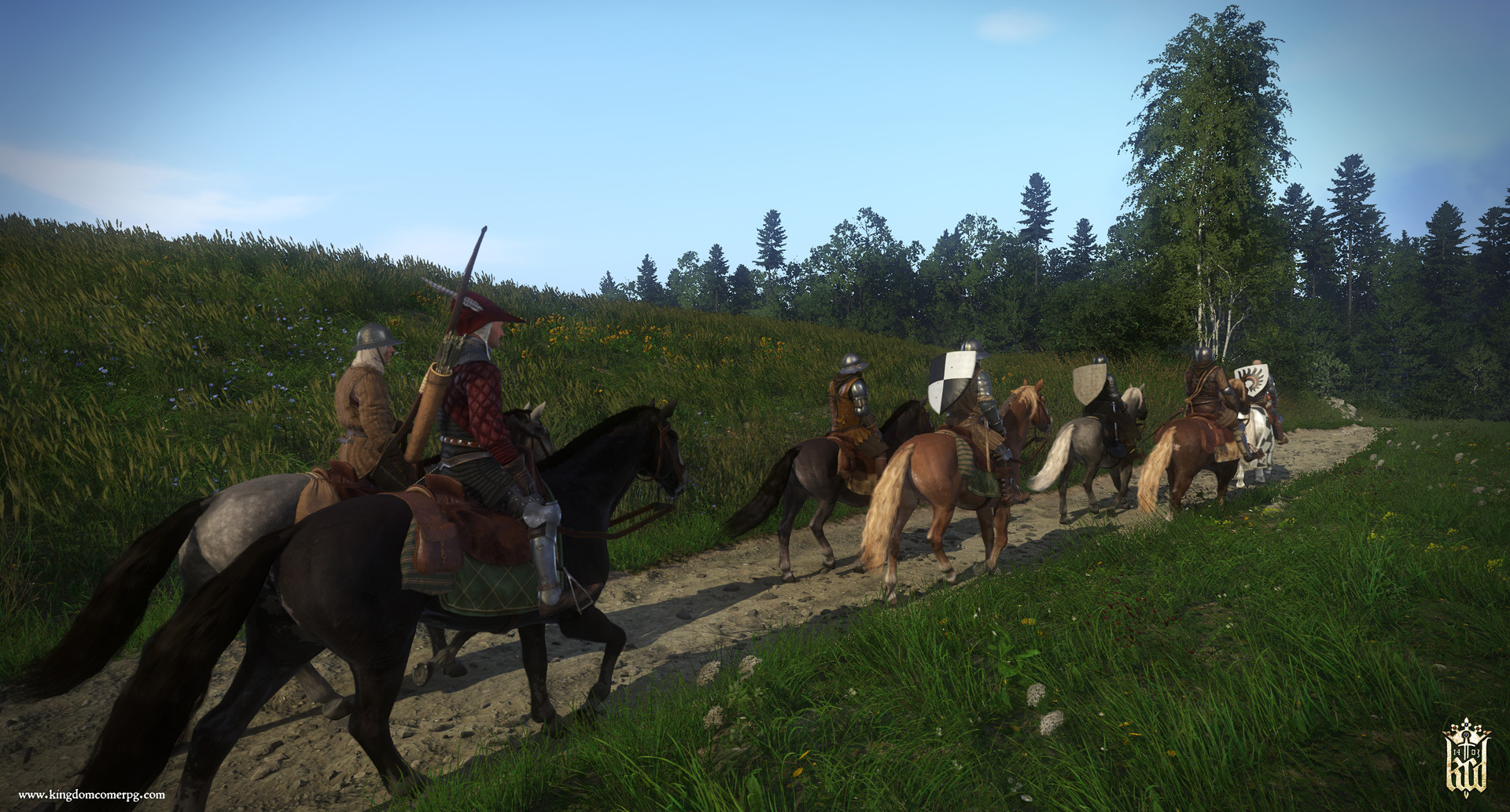 Kingdom Come Deliverance Band of Bastards Steam -- RU