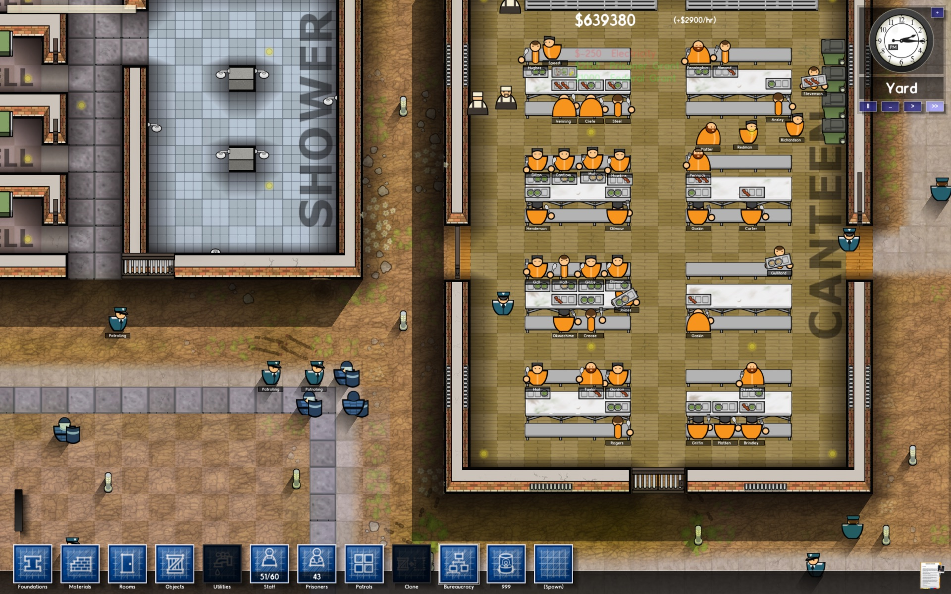Prison Architect (Steam key) -- RU