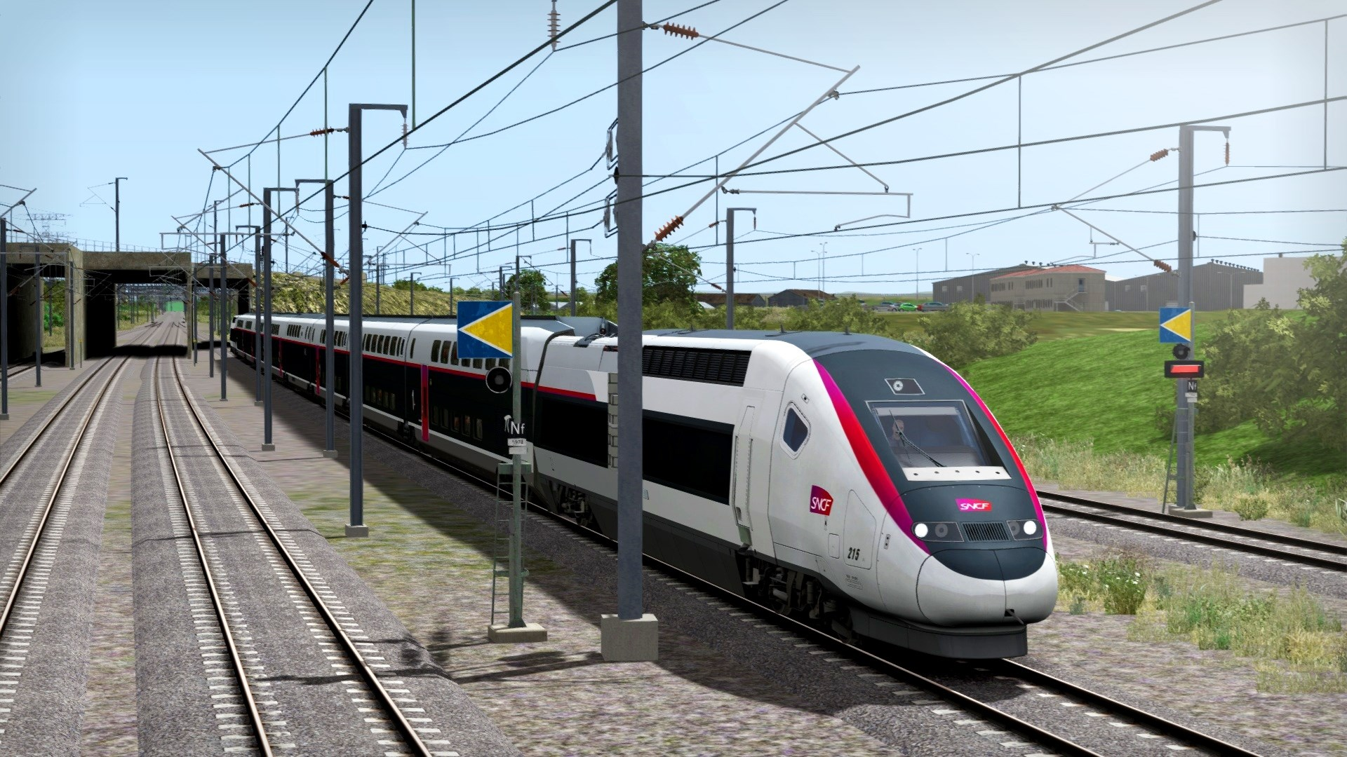 Train Simulator LGV RhneAlpes  Mditerrane Route -- RU
