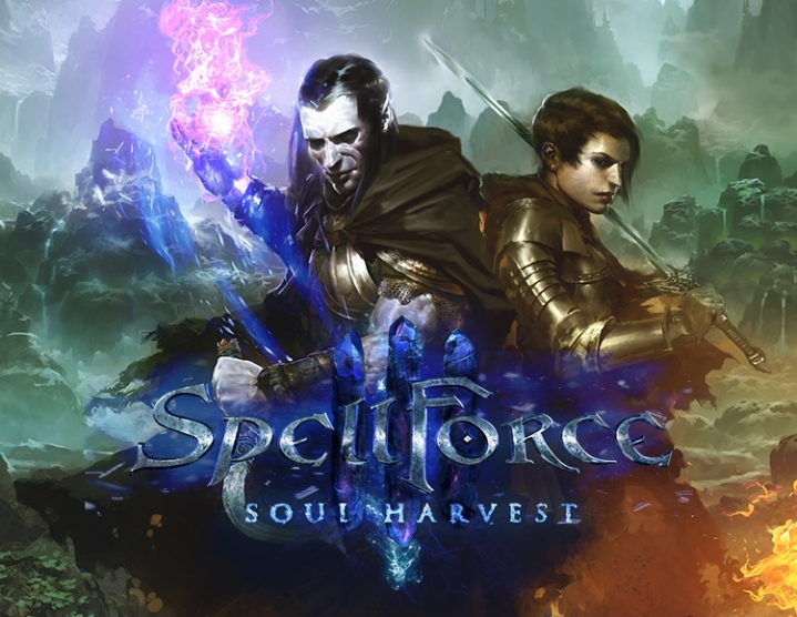 SpellForce 3 Soul Harvest (steam key) -- RU