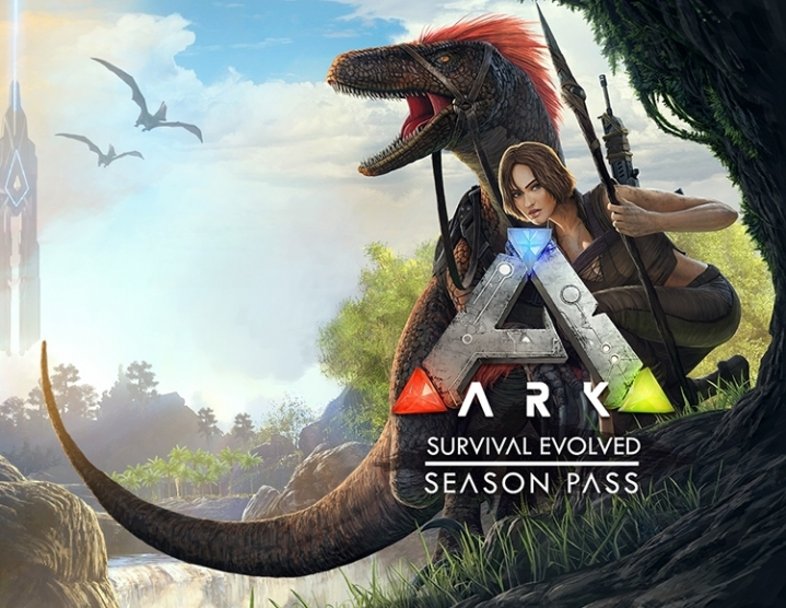 ARK Survival Evolved Season Pass (steam key) -- RU