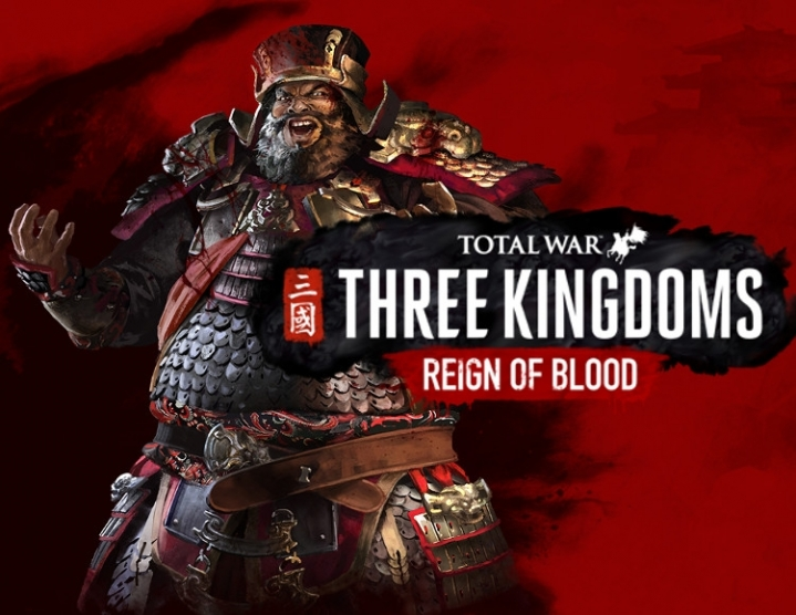 TW THREE KINGDOMS Reign Blood Effects Pack steam -- RU