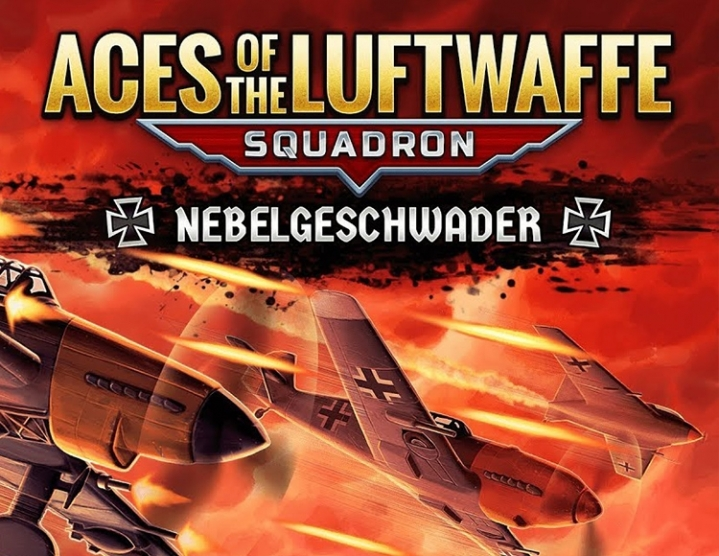 Aces of Luftwaffe Squadron Nebelgeschwader steam -- RU