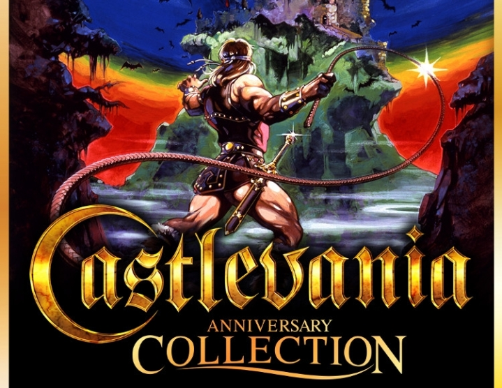 Castlevania Classic Anniversary Collection steam -- RU