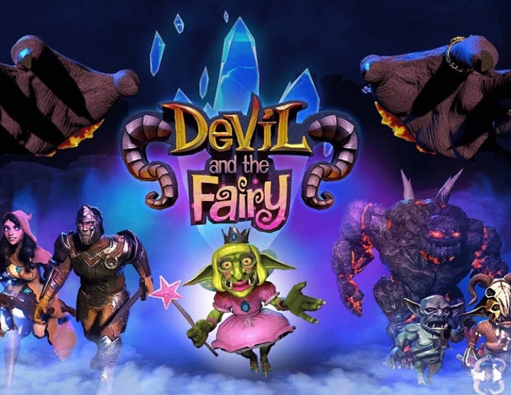 Devil and the Fairy VR (steam key) -- RU