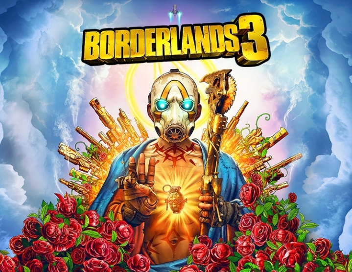 Borderlands 3 (Epic store key) -- RU