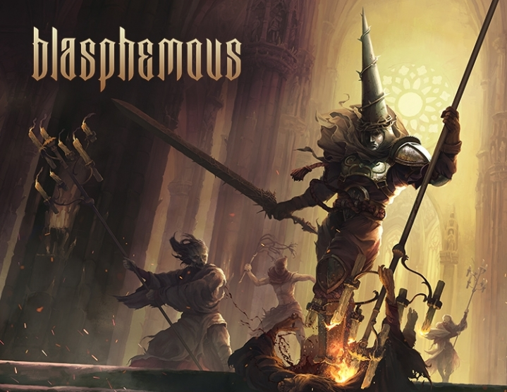 Blasphemous (steam key) -- RU