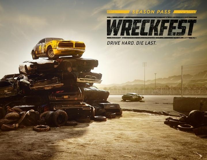 Wreckfest Season Pass (Steam key) -- RU