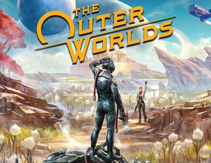 The Outer Worlds (Epic key) -- RU