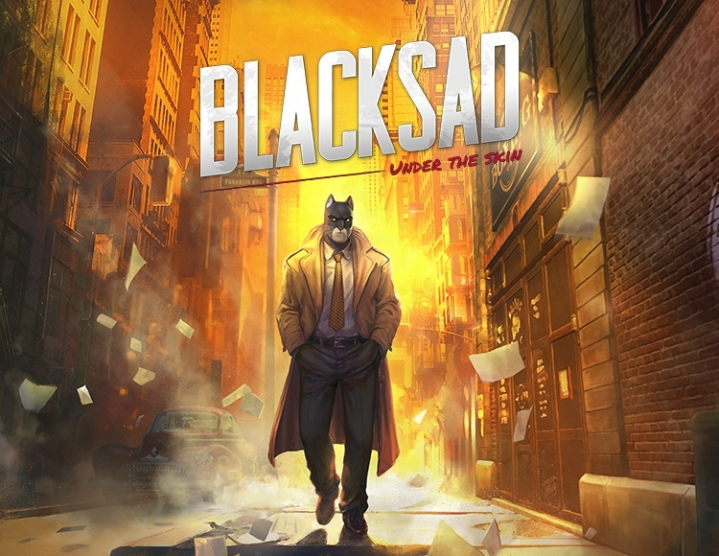 Blacksad Under The Skin Standard Edition (steam) -- RU