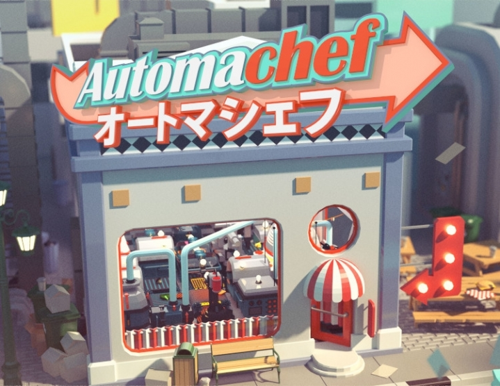 Automachef (steam key) -- RU