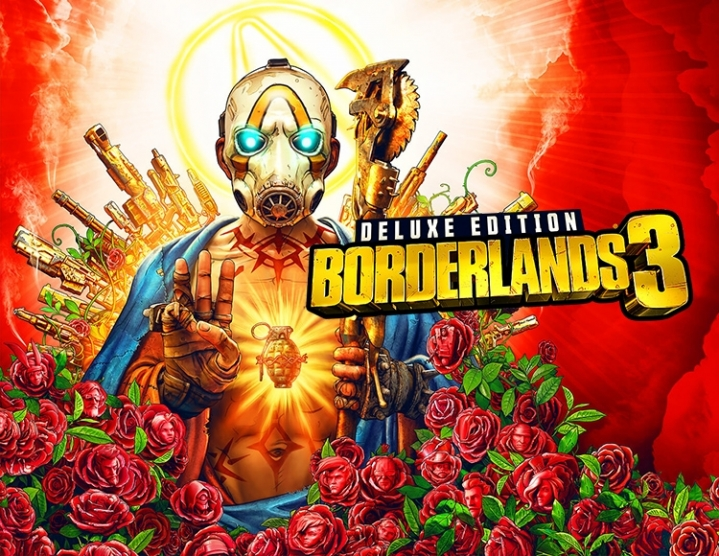 Borderlands 3 Deluxe Edition (epic key) -- RU