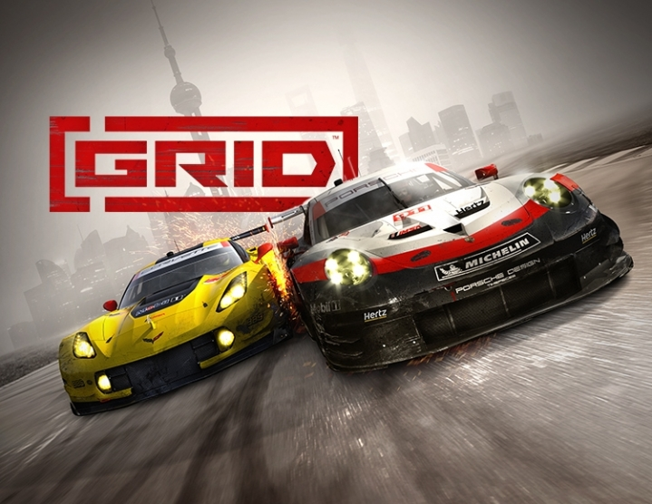 GRID (steam key) -- RU