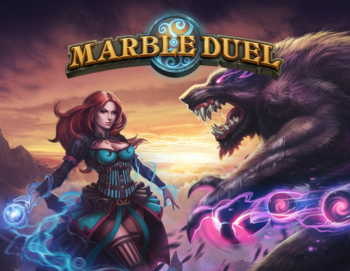 Marble Duel (steam key) -- RU