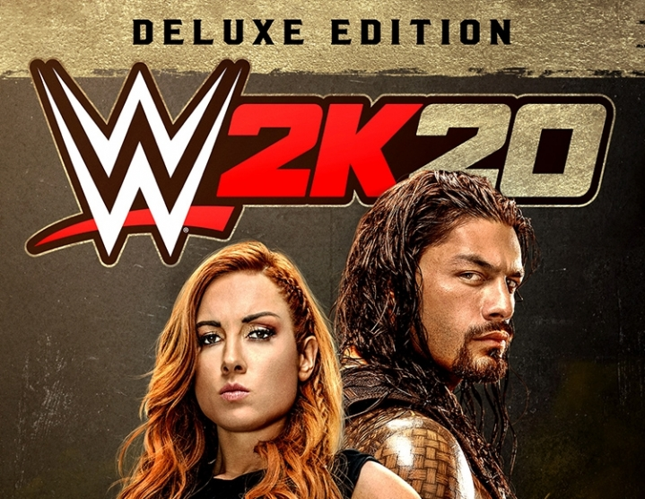 WWE 2K20 Deluxe Edition (steam key) -- RU