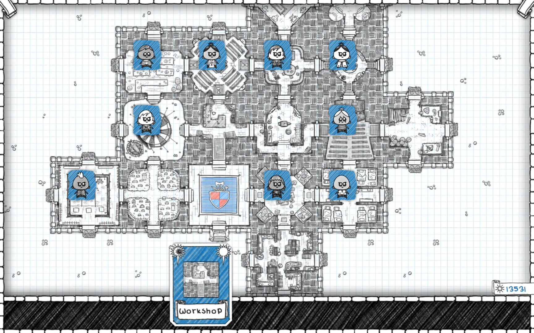 Guild of Dungeoneering Soundtrack (steam key) -- RU