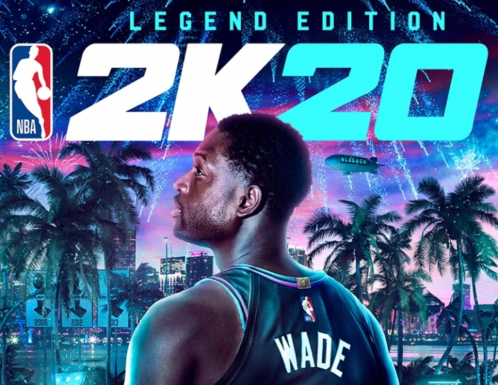 NBA 2K20 Legend Edition (steam key) -- RU