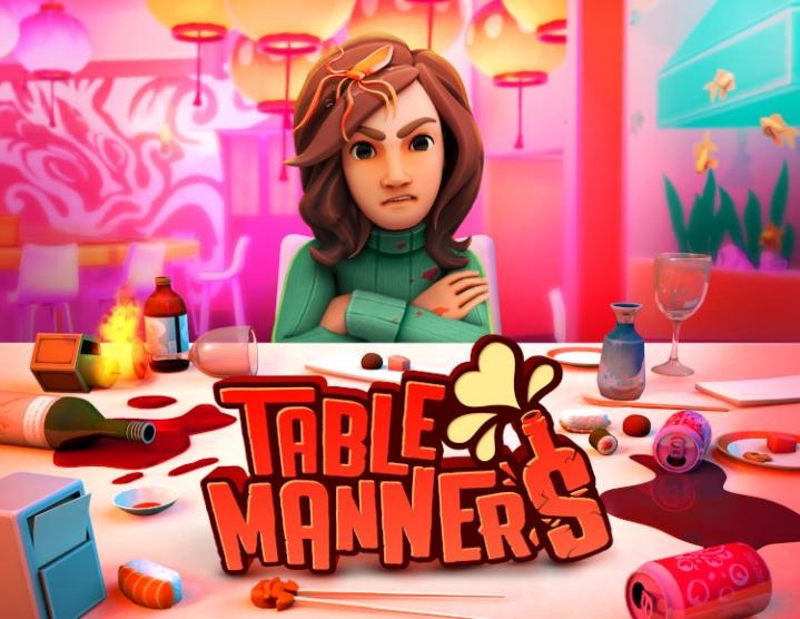Table Manners (steam key) -- RU