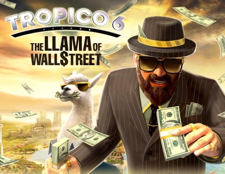 Tropico 6 Llama of Wall Street (steam key) -- RU