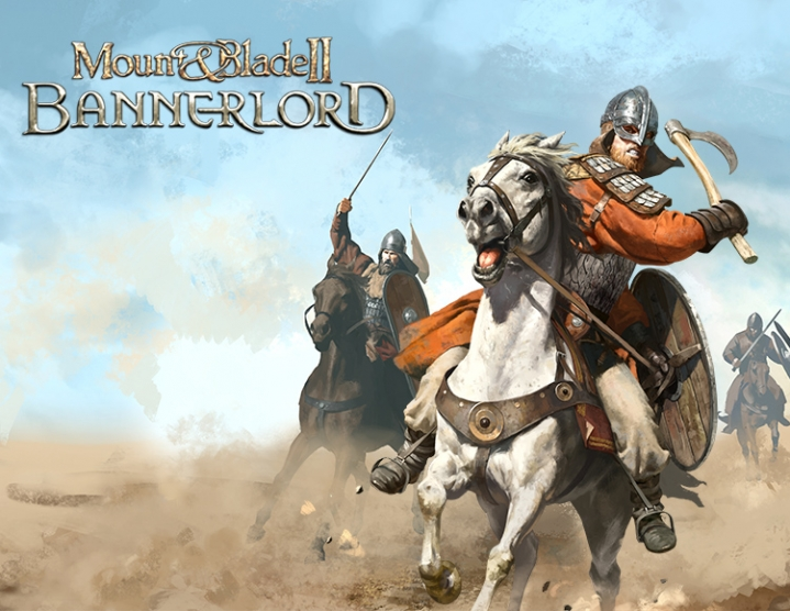 Mount  Blade II Bannerlord (steam key) -- RU