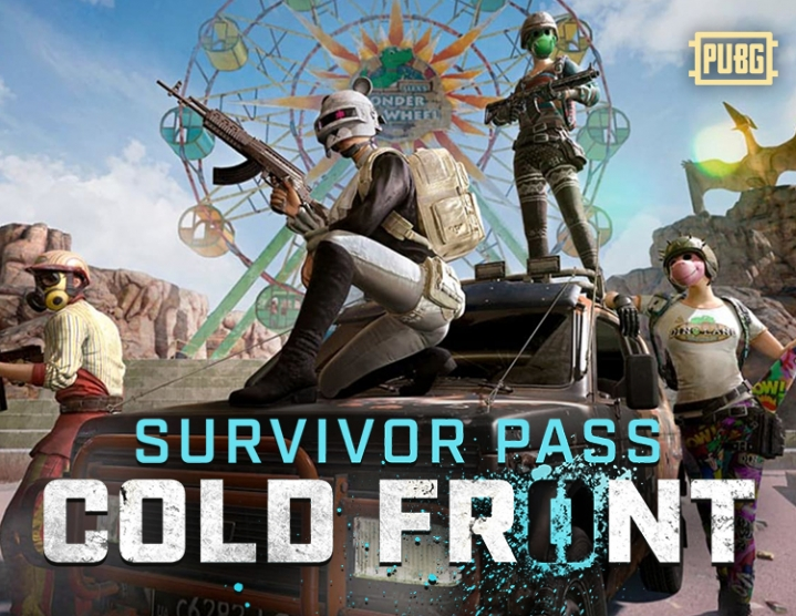 PUBG  Survivor Pass Cold Front (steam key) -- RU
