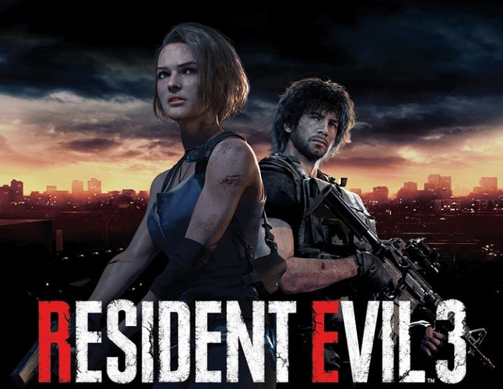 RESIDENT EVIL 3 (steam key) -- RU