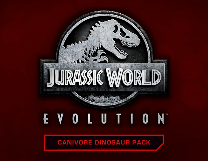 Jurassic World Evolution Carnivore Dinosaur Pack -- RU
