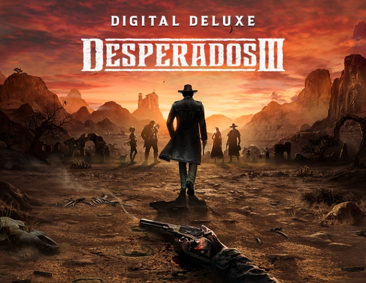 Desperados III Digital Deluxe Edition (steam) -- RU