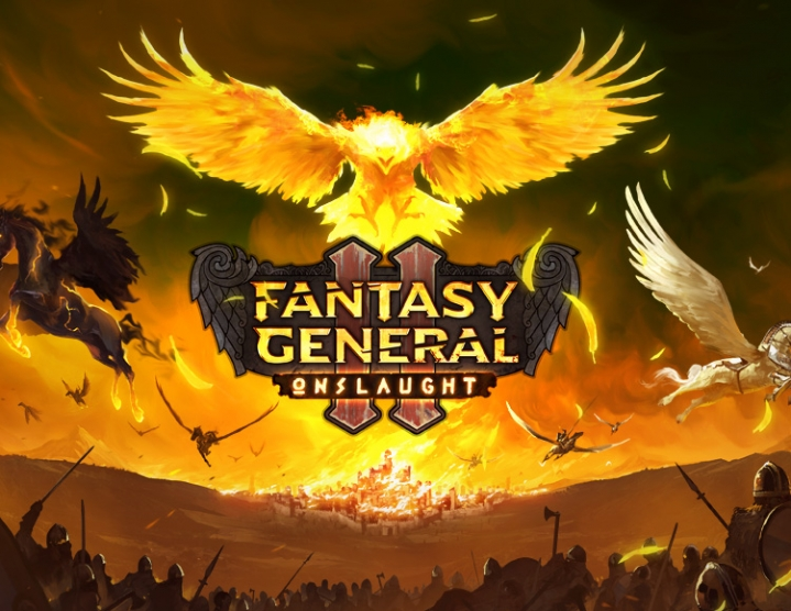 Fantasy General II Onslaught (steam key) -- RU