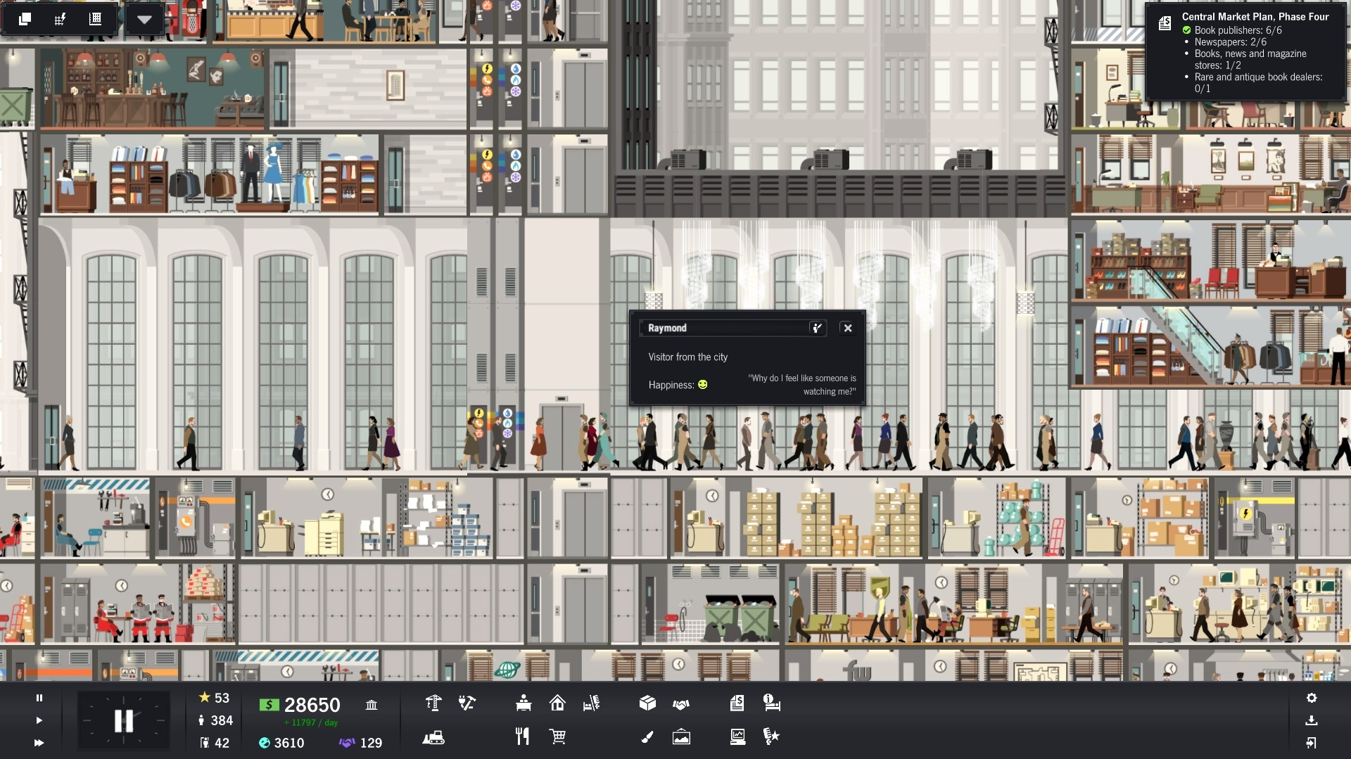 Project Highrise London Life (steam key) -- RU