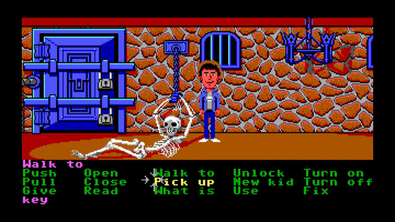 Maniac Mansion (steam key) -- RU