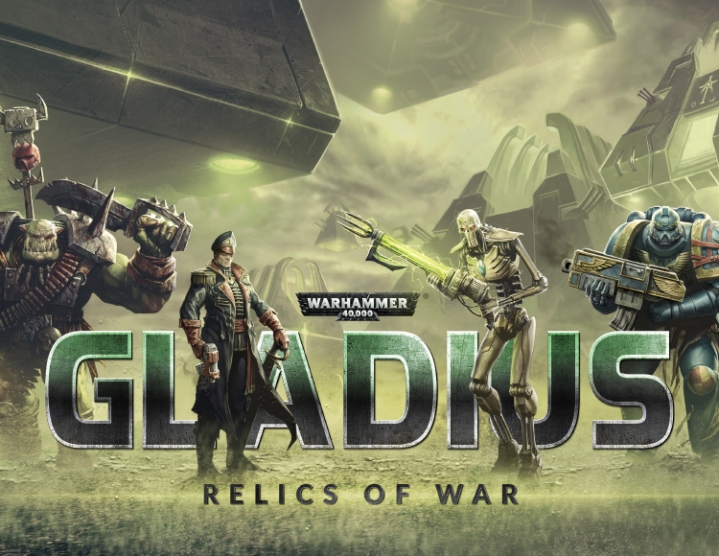 Warhammer 40000 Gladius  Relics of War (steam) -- RU