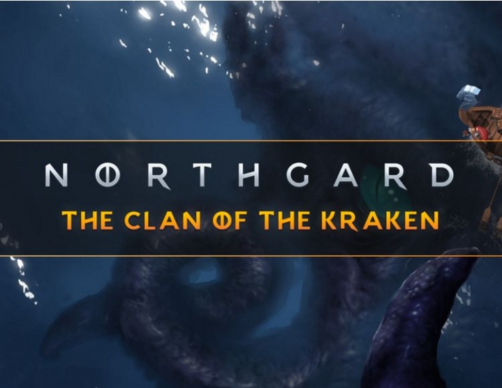 Northgard  Lyngbakr Clan of the Kraken (steam) -- RU