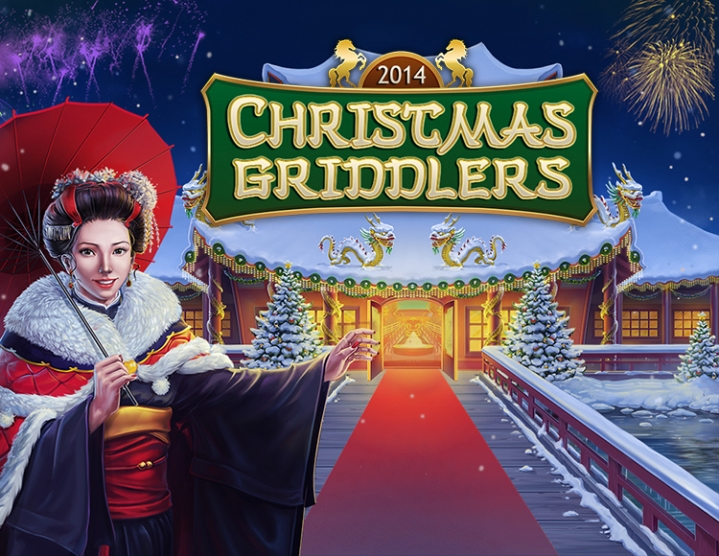 Christmas Griddlers (itch.io key) -- RU